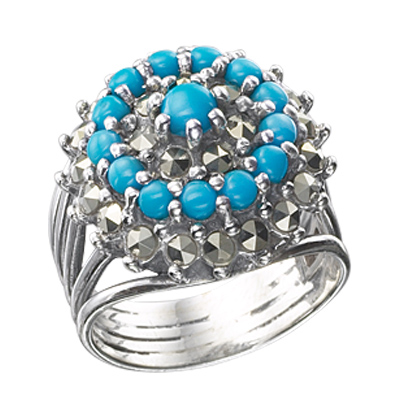 Designs You Should Totally Opt For Marcasite Rings002